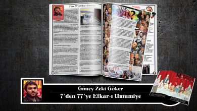 Photo of Güney Zeki Göker / 7'den 77'ye Efkar-ı Umumiye