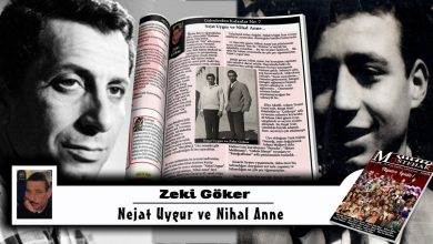 Photo of Zeki Göker / Nejat Uygur ve Nihal Anne…